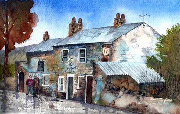 The Victoria Arms, Worton by Gary Kitchen