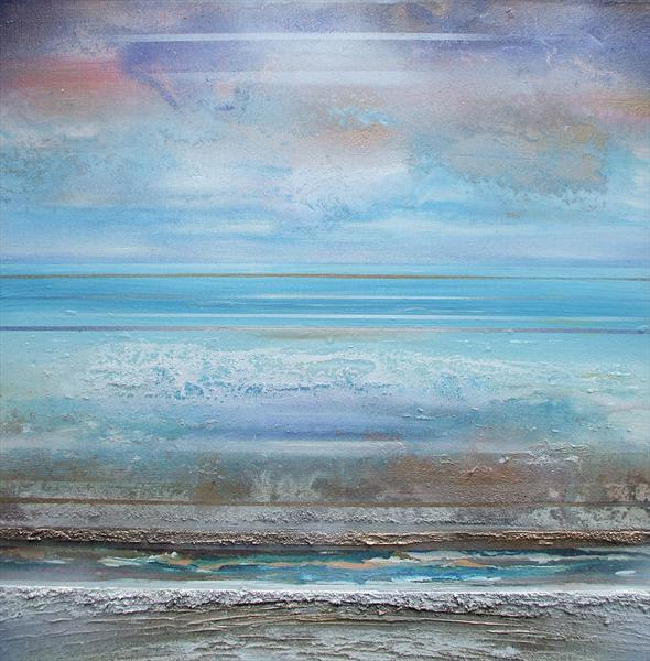 Coast Rhythms & Textures No 5 by Mike Bell