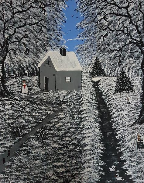Winter loveliness  by angela whitehouse