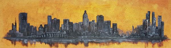 City of Gold by Susan Sheen
