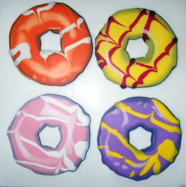 Party Rings by Steven Shaw