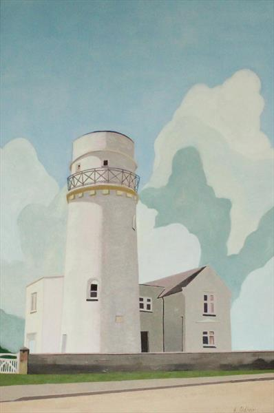 Hunstanton Lighthouse by Kevin Oldham