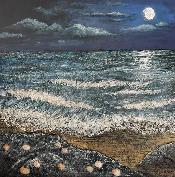 Moon Tide by Josephine Grundy