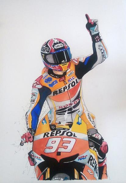 Marquez01 by Sean Wales
