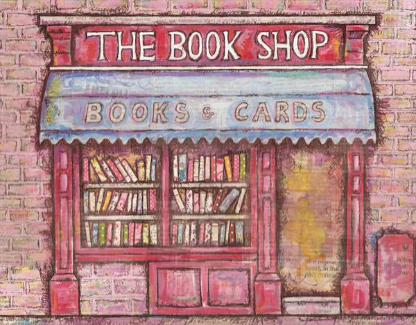 The Book Shop by Ruth Bilham