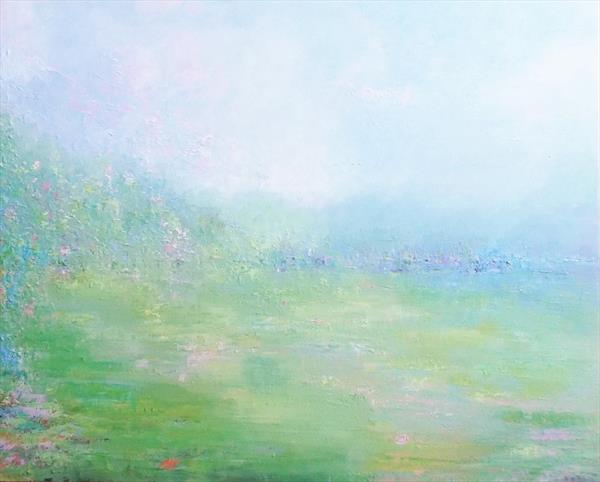 MORNING DEW by Therese O'Keeffe
