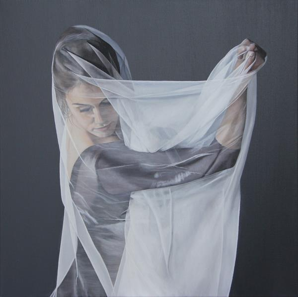 Veiled Within by Sally Lancaster