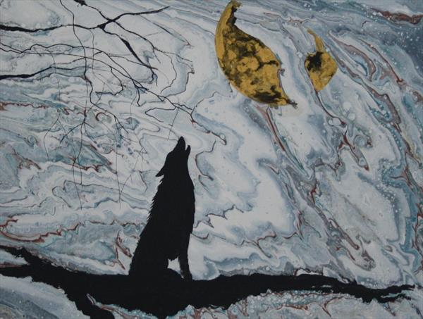 LONE WOLF by Victoria Meering