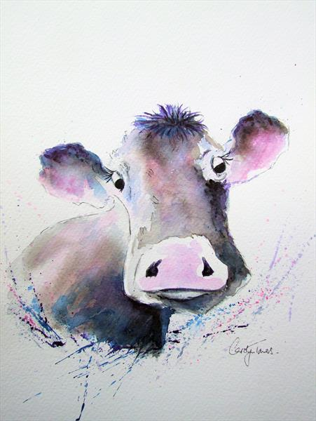 Did you moo...? by Carolyn Towers