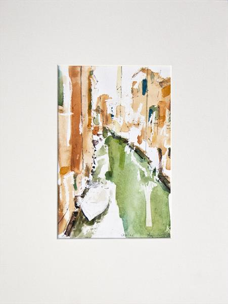 Venice Watercolour No 2 by Ian Mckay