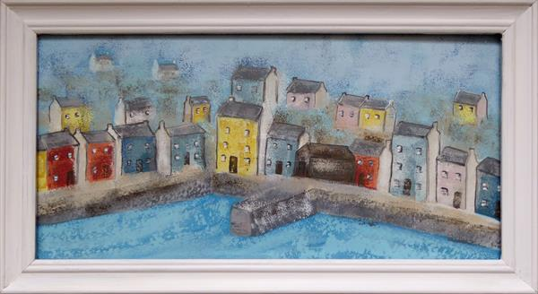 Bright Harbour by Elaine Allender