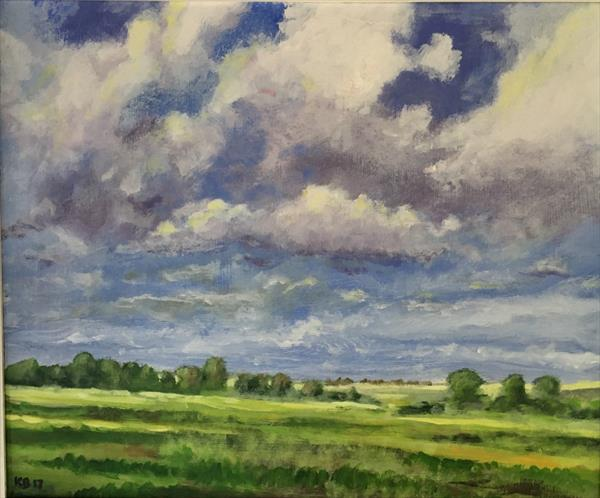 GREEN AND PLEASANT LAND by Keith Bell