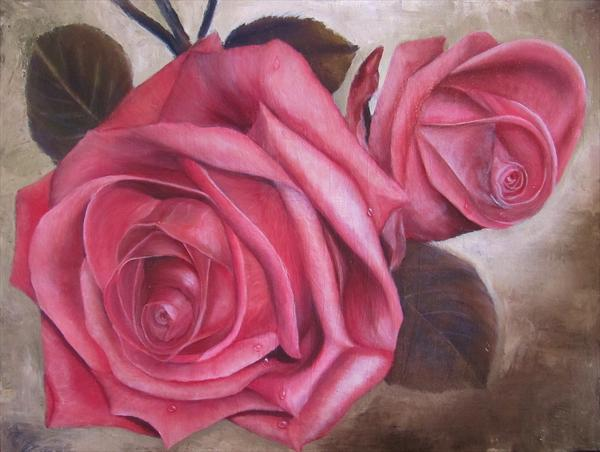 Loves Roses by Julie Bond
