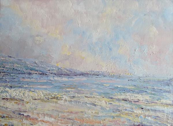 SEA BLUES by Therese O'Keeffe
