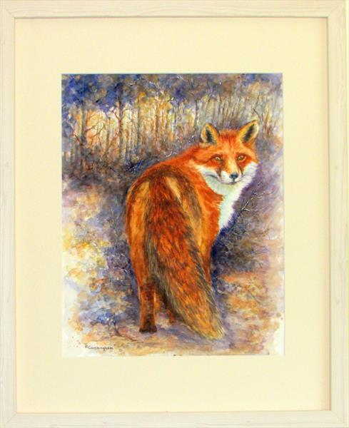 Foxy by Patricia Cunningham