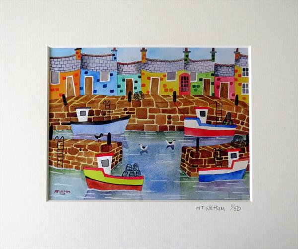 Limited Edition Giclee Print by Martin Whittam