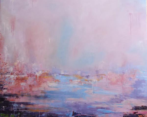 Atlantic Mist by Therese O'Keeffe