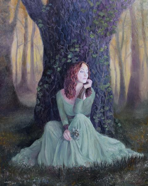 Lady of the Forest by Jeremy Mayes