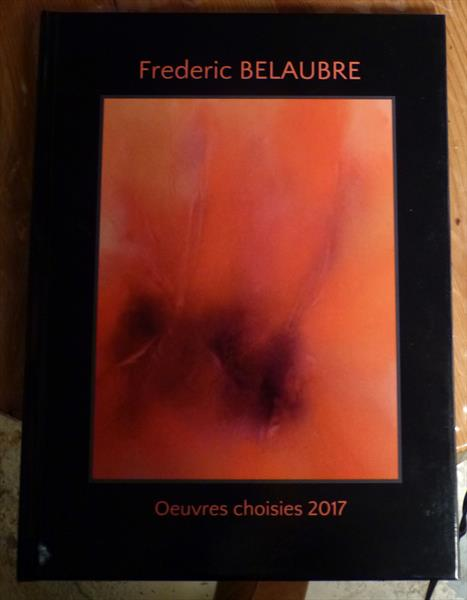 Catalogue - Selected works of Frederic Belaubre 2017 by Frederic Belaubre