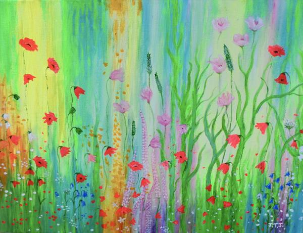 Delightful Meadow by Jean Tatton Jones