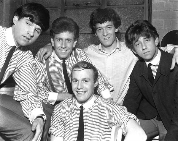 The Hollies - limited edition by Paul Berriff