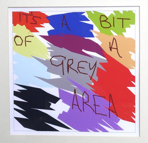 Grey Area by Ann Mcphillips