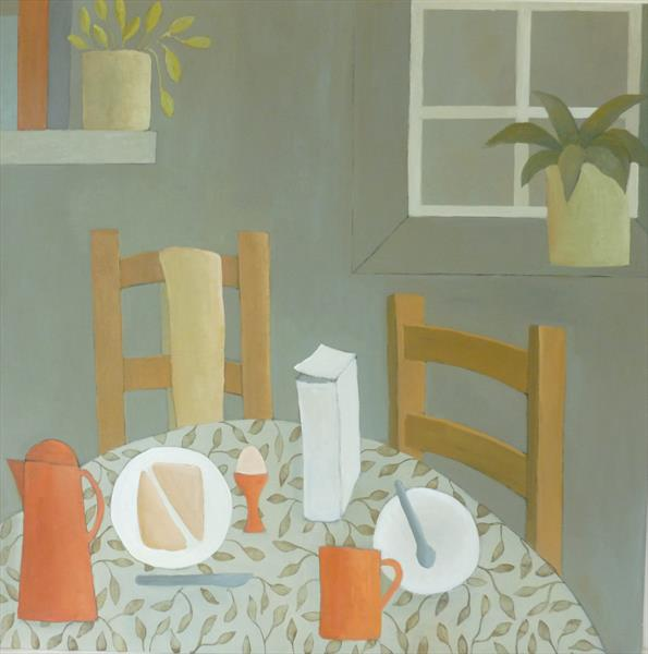 Early Breakfast by Fiona Philipps