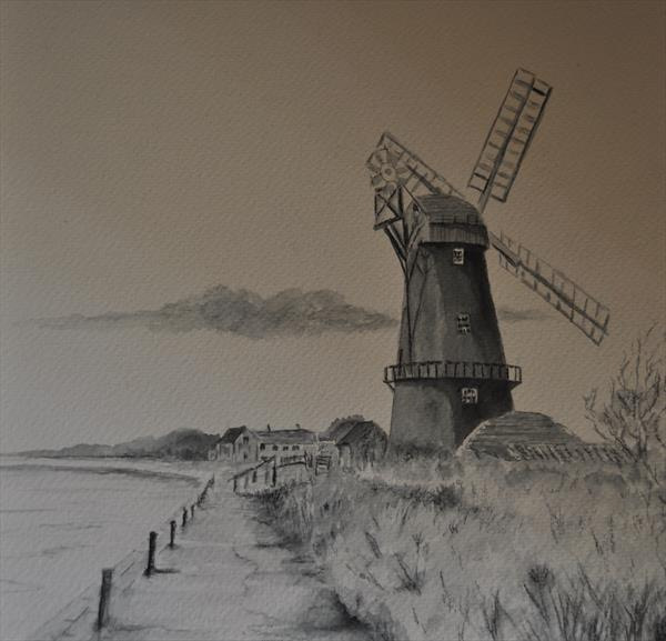 Windmill by Steve Gent