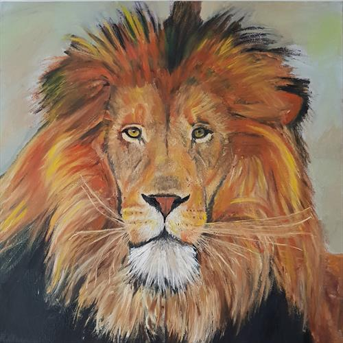 King of the jungle  by Reem Mausawe