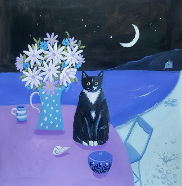 Midnight by Mary Stubberfield