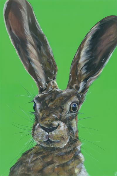 Mad Hare Day by Sam Fenner