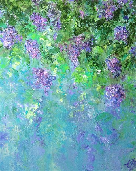 Under Lilac by Colette Baumback