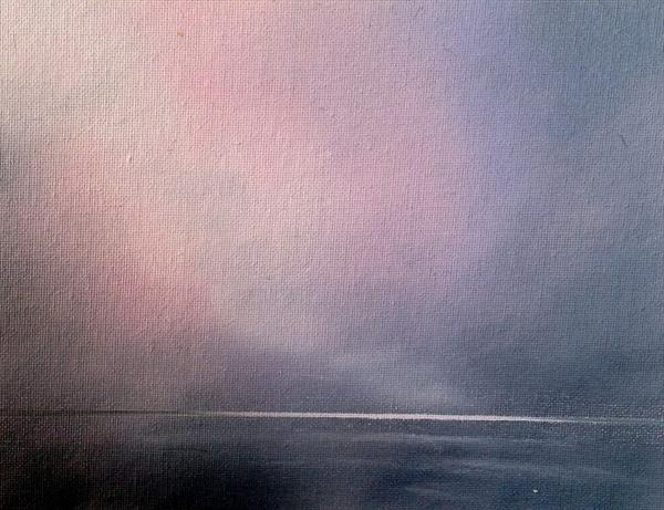 Solitude In Pink by Barbara Harlow
