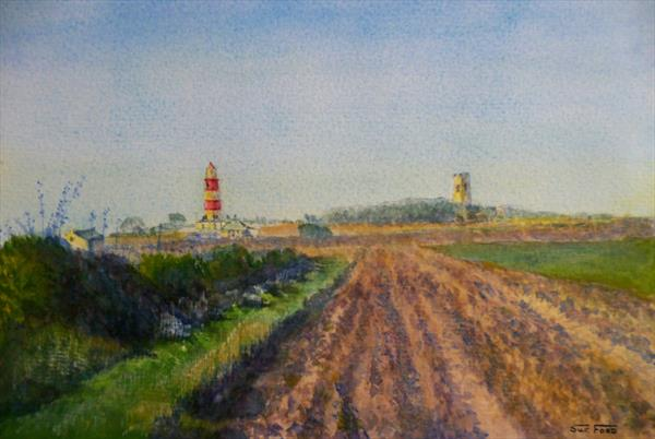 Long View-Smallsticks,North Norfolk by Susan Ford