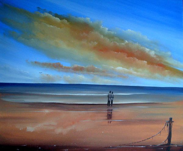 We Walk Our Coast by Terry Wylde