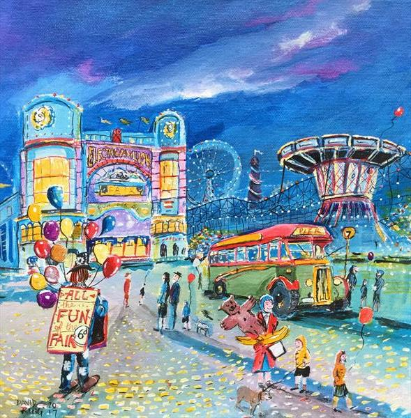 All the Fun of the Fair! by David King