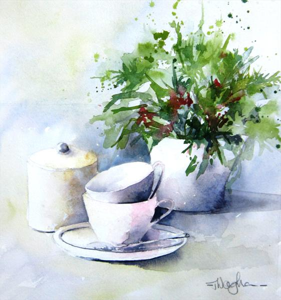 Time For Tea? by Tracey Waghorn
