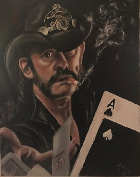 Lemmy by Annette Parry-Dockry