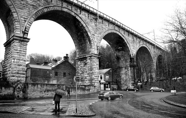 The Viaduct by Andrew Shakesby