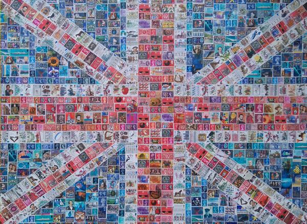 Union Jack Commission by Gary Hogben