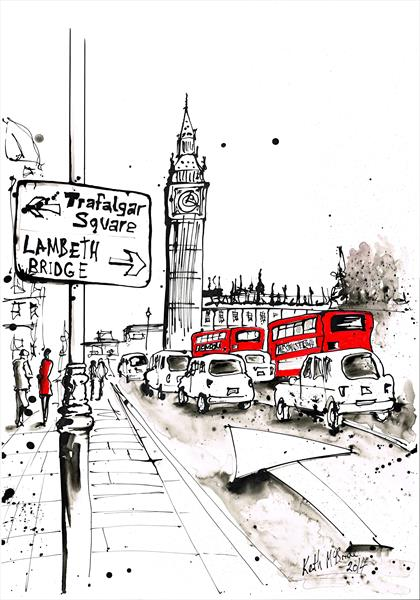 Westminster streets