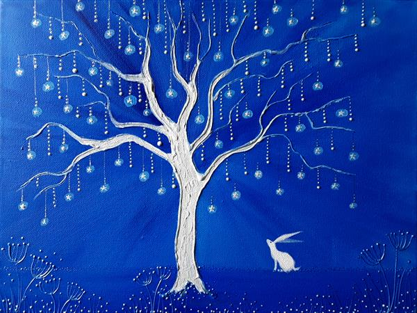 The Star Tree by Angie Livingstone