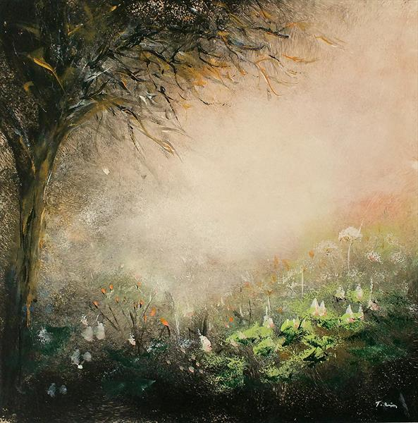 Edge of the Wood by Tracey Unwin