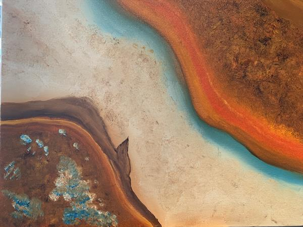 Erosion  by Clare Riley