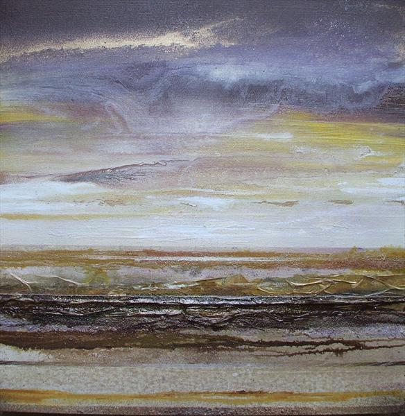 Coast Storms Northumberland No2 by Mike Bell
