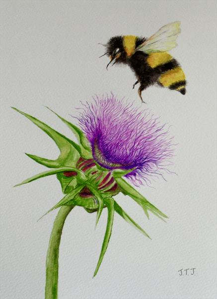 Bumble Bee by Jean Tatton Jones