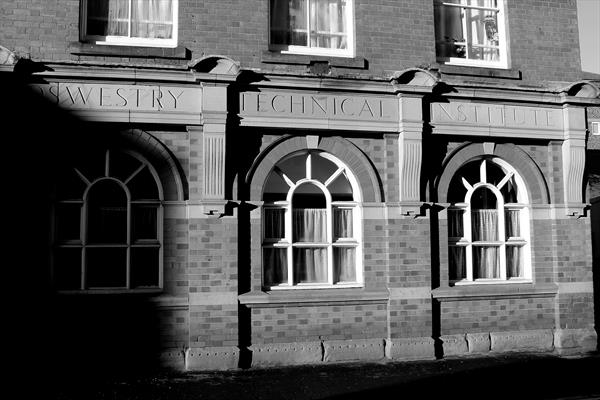 Oswestry Technical Institute by Michael Gadd