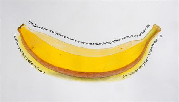 Banana by Michael Terry