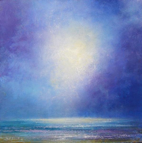 Ocean Light II by Stella Dunkley