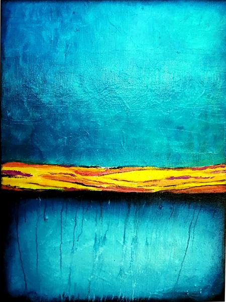 Untitled No10 by Branisa Beric